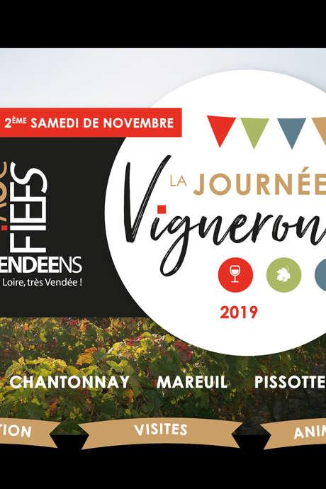 JOURNÉE DES VIGNERONS 3ÈME ÉDITION
