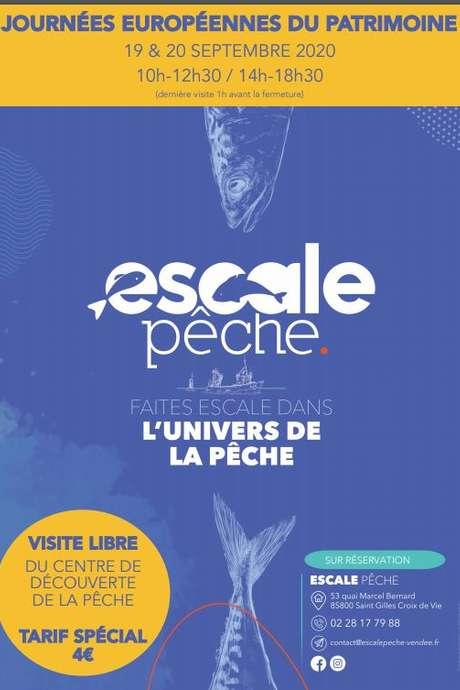JOURNEES DU PATRIMOINE - ESCALE PECHE