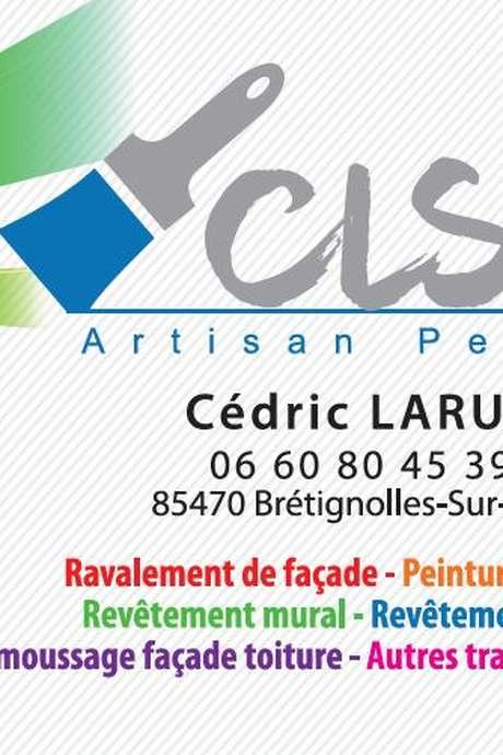 CLS 85 - ARTISAN PEINTRE