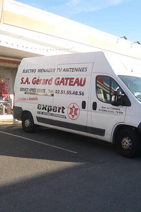 SARL GATEAU GÉRARD - EXPERT