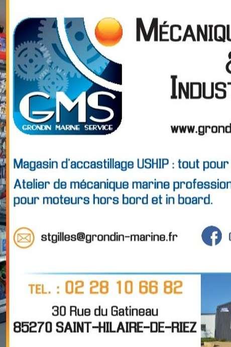GRONDIN MARINE SERVICE - MECANIQUE MARINE