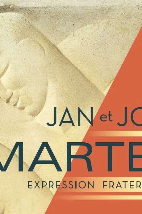 CONFÉRENCE - DIAPORAMA - JAN ET JOËL MARTEL