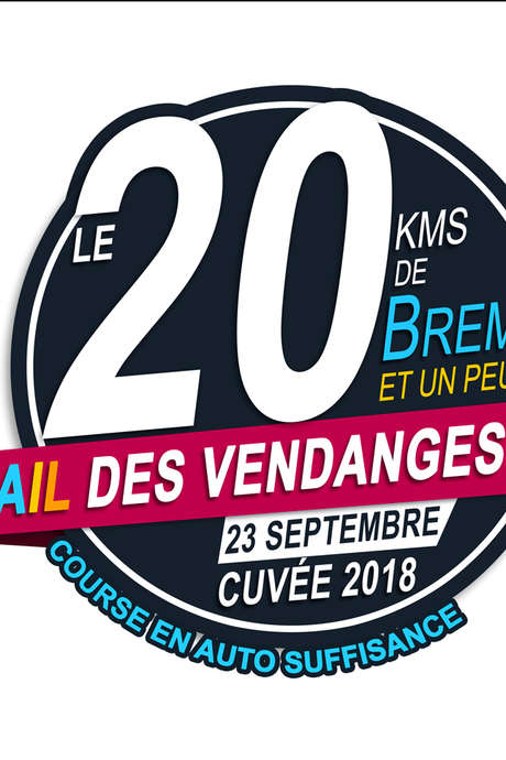 TRAIL DES VENDANGES, ANNULE REPORTÉ AU DIMANCHE 19 SEPTEMBRE 2021