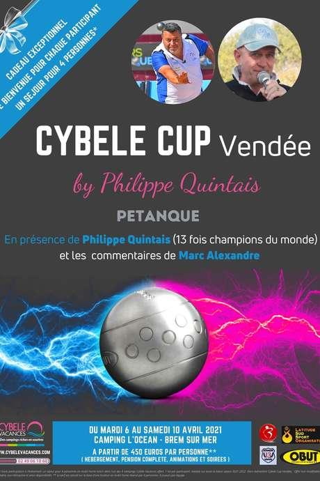 CYBELE CUP VENDEE BY PHILIPPE QUINTAIS AU CAMPING L'OCÉAN A BREM SUR MER
