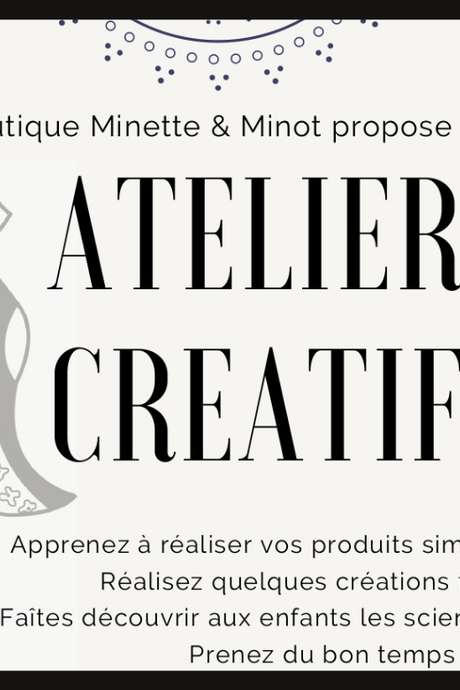 ATELIERS CREATIFS A BREM SUR MER