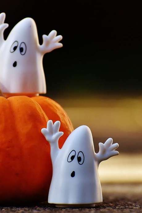 La petite séance d'Halloween