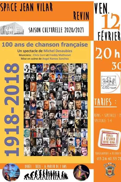 100 ans de chanson française
