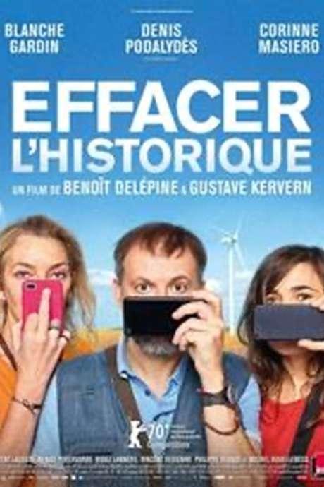 Cinéma : Effacer l'historique