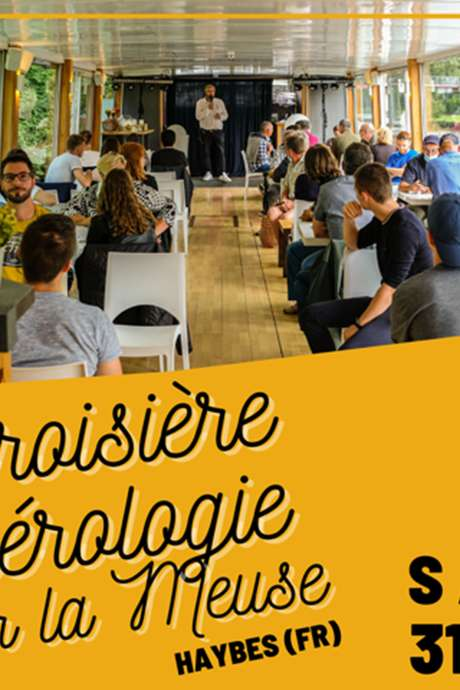 Croisière biérolologie sur la Meuse