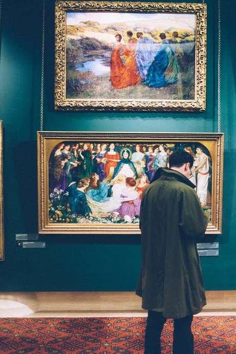 """Exposition : """"La ville à travers l'art"""""""