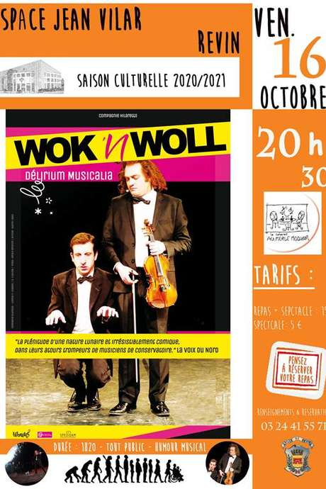 Wok and Woll