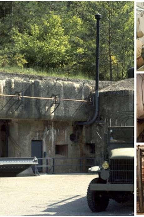 Journées du Patrimoine Fort Saint-Roch