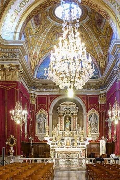 Visite guidée de la chapelle des Pénitents Blancs