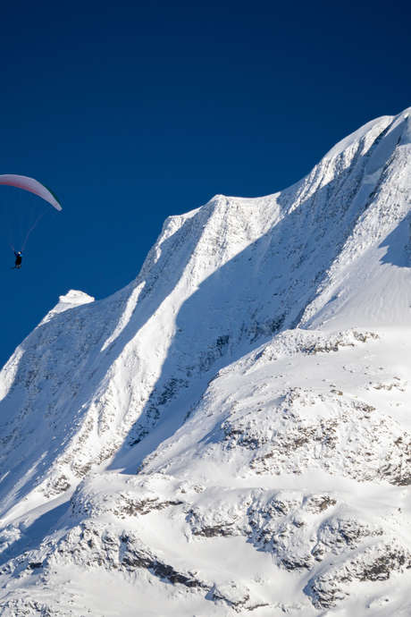 Week-end Vol et Ski