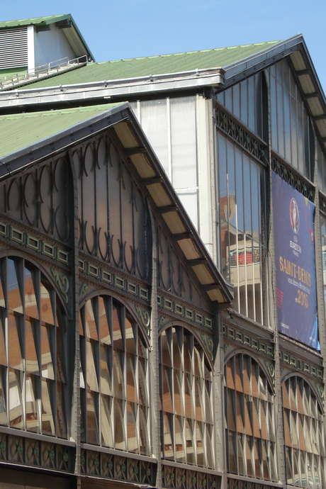 Saint-Denis's market