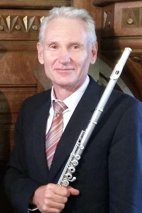 Concert de flûtes avec Guy Angelloz