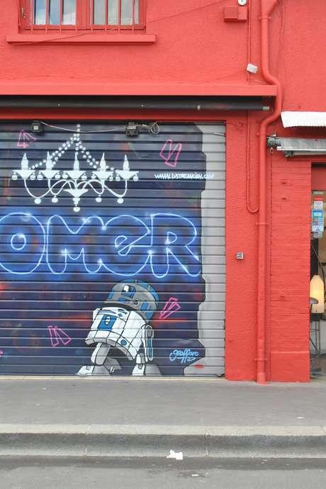 Journées du patrimoine - Chemin du grafitti et du street art