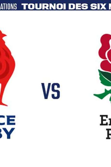 Rugby - France / Angleterre