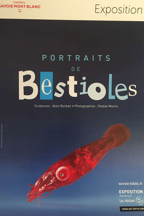Exposition portraits de Bestioles