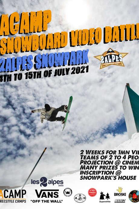 ACAMP Snowboard Video Battle