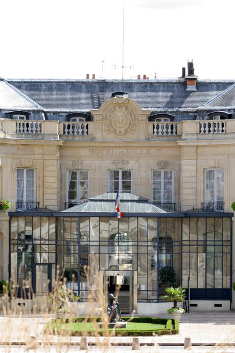 Journées du patrimoine - L'Hôtel de Ville d'Epinay-sur-Seine