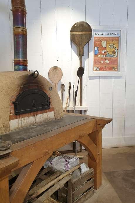Ateliers pain adultes à la Ferme Ouverte de Saint-Denis