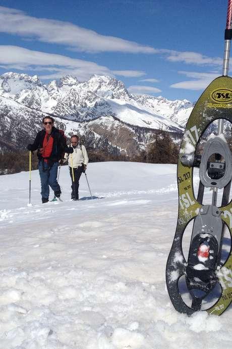 Balade en raquettes: Raquettes Altitude!