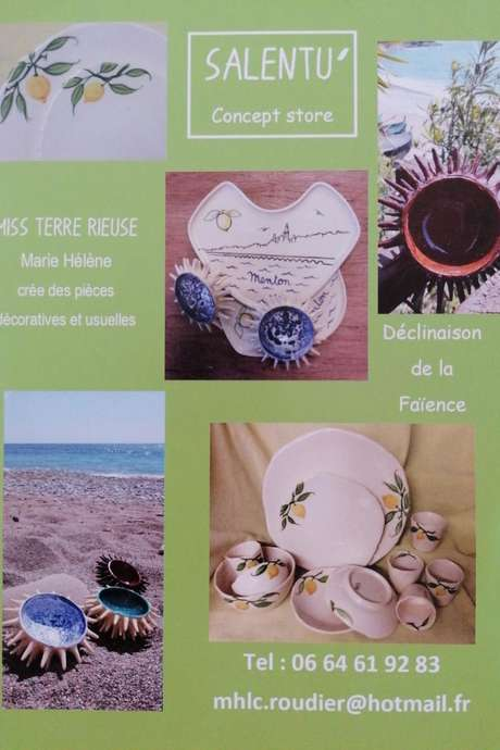 Exposition Vente Miss Terre Rieuse