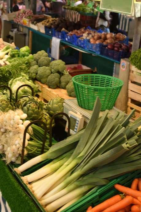 Plaine's market
