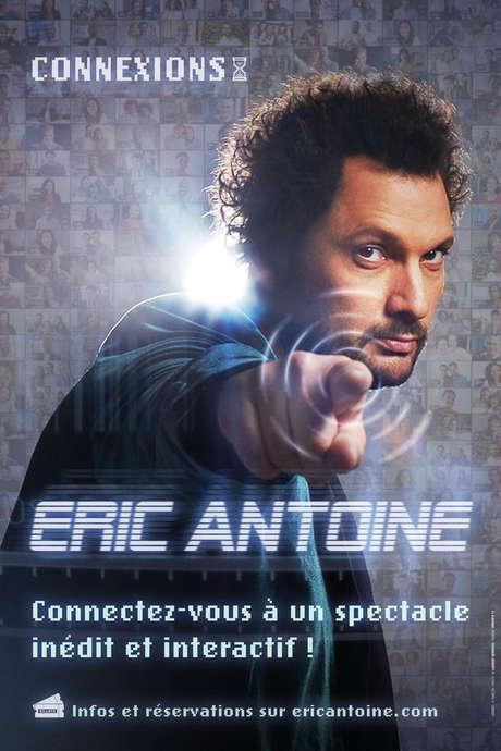Eric Antoine en live stream