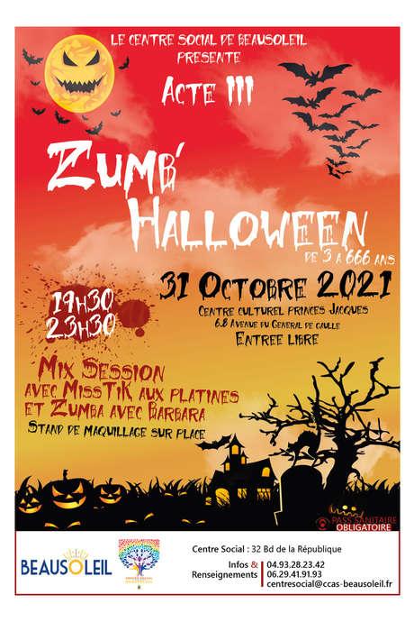 Zumb'Halloween III
