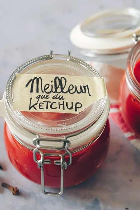Atelier Ketchup lactofermenté maison