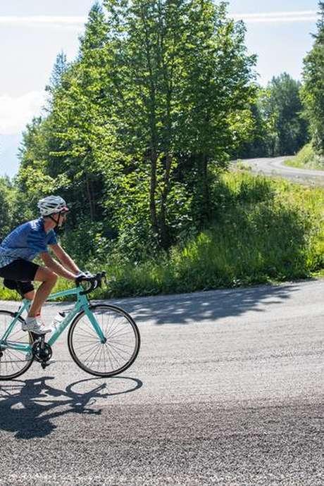 Cols réservés 2021 : montée de Vallouise à Puy St Vincent 1600