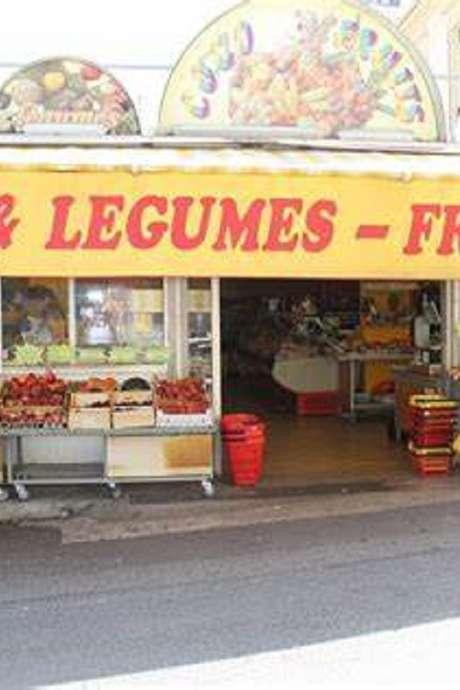 Marché de Carnolès