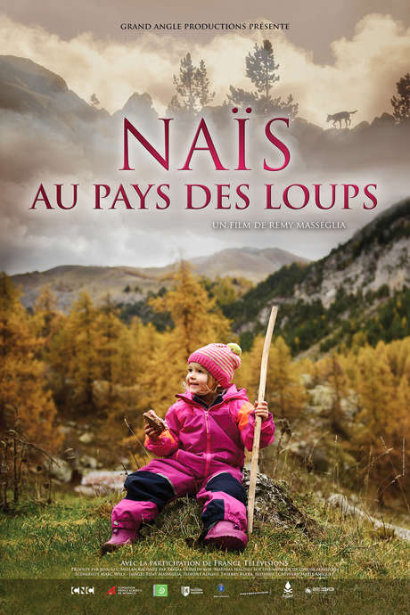 """Proiezione del film """"Nais au Pays des Loups"""