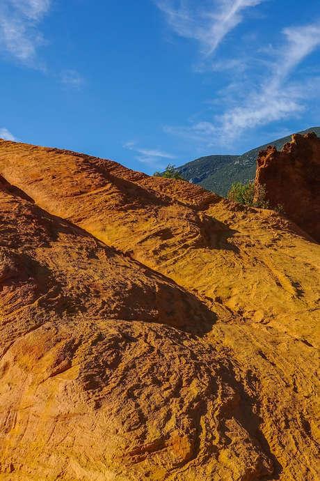 Visites guidées au Colorado Provençal