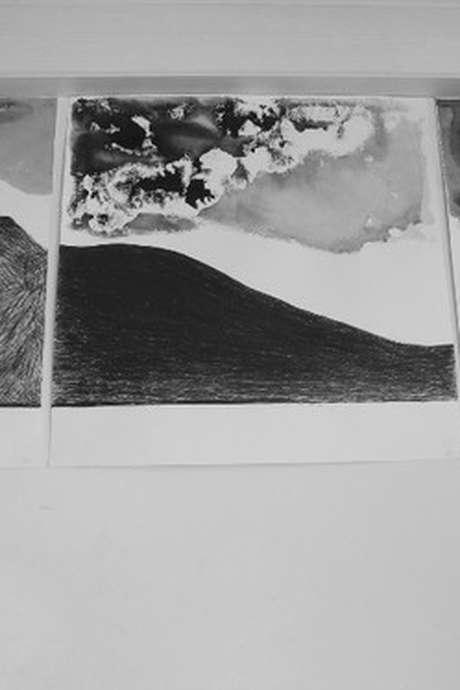 En noir et bleu par Fabien Kuillierier