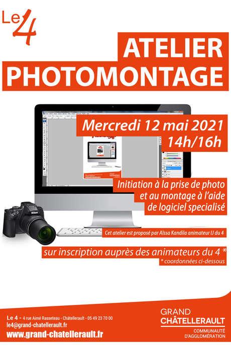 """Atelier """"Photomontage"""""""