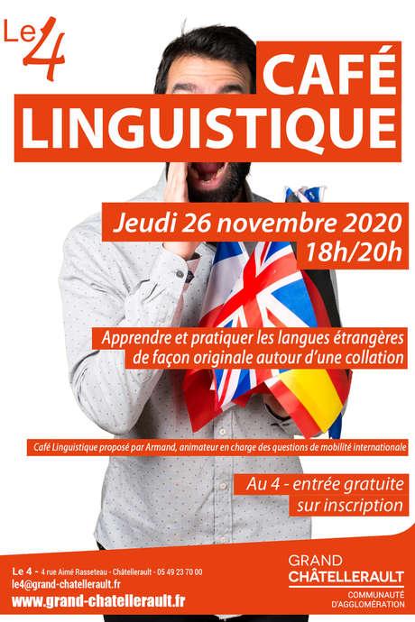 Annulé | Café Linguistique