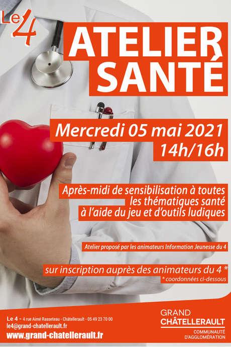 """Atelier """"Santé"""""""