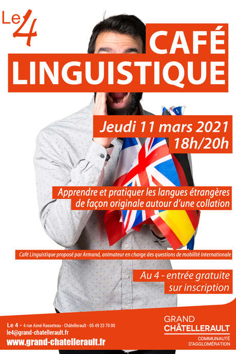 Annulé   Café Linguistique