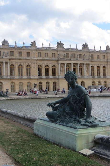 Annulé-La symbolique cachée du château et du parc de Versailles, conférence de Guy Quintrie Lamothe
