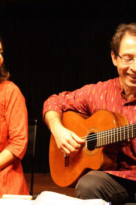 Apér'Ô du Vieux Poitiers :  Duo Anna TANVIR et Yann BEAUJOUAN
