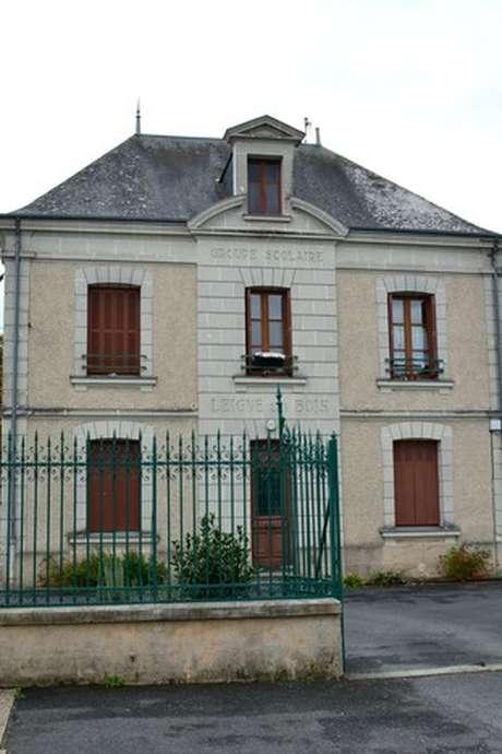 L'école de Leigné-les-Bois