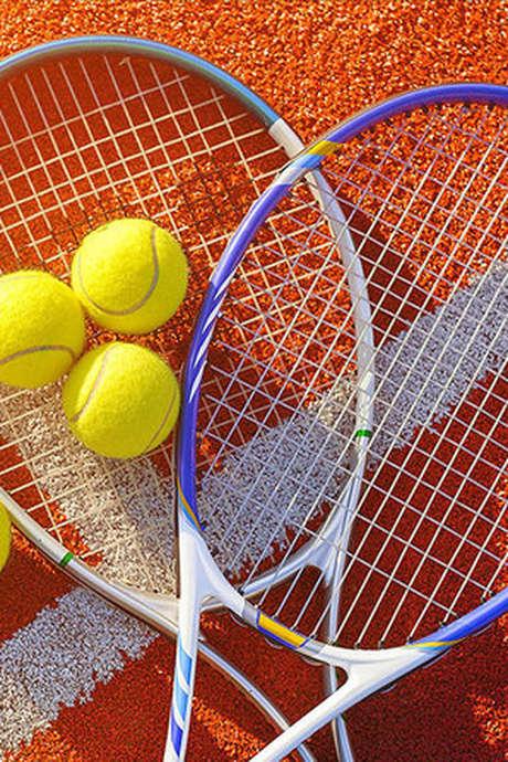 Séance découverte de tennis