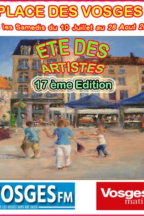 L'ÉTÉ DES ARTISTES 2021