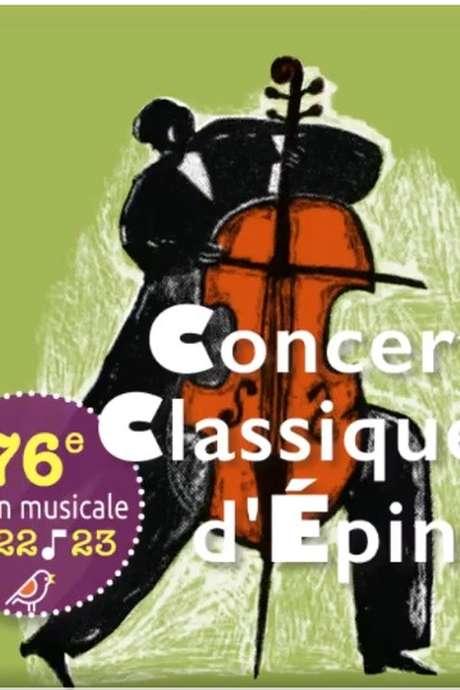 REPORTE CONCERTS CLASSIQUES EPINAL - QUATUOR AVENA