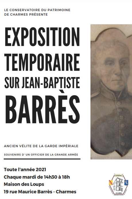 EXPOSITION J.B. BARRES
