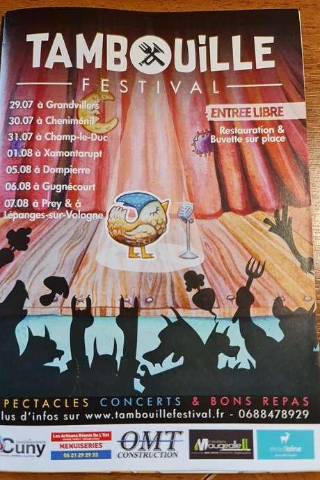 TAMBOUILLE FESTIVAL