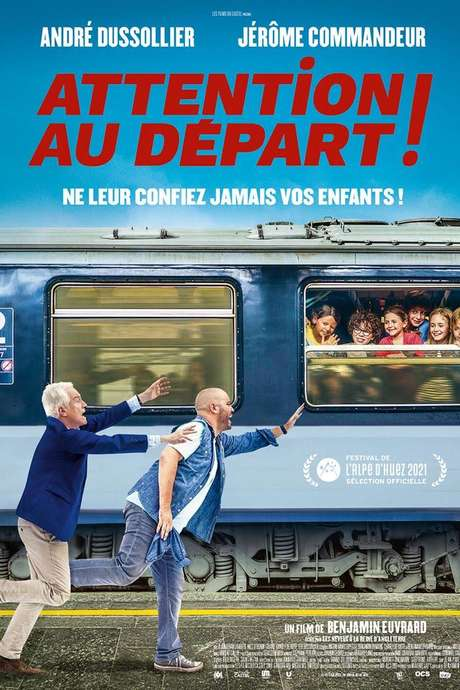 CINEMA CINEVÔGE ATTENTION AU DEPART !